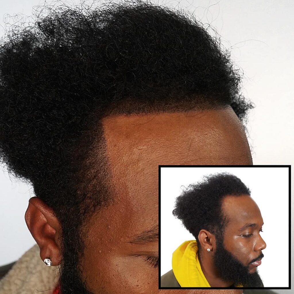 Long Hair SMP